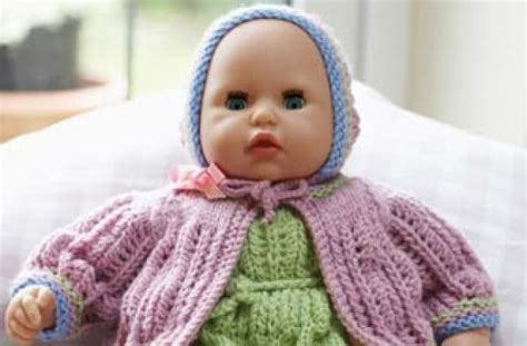 free knitting patterns for dolls clothes free knitting patterns knitting pattern s day