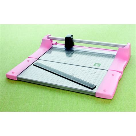 Memories Paper Trimmer - memories 12 x 12 paper trimmer pink