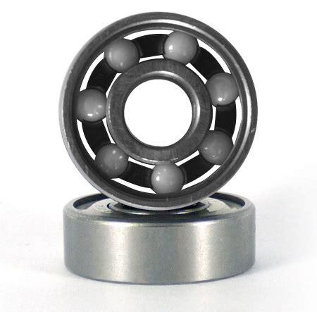 Bearing 608 Zr02 Keramik Bearing For Fidget Spinner 608 hybride keramische zr02 lager 7 bals met brug the