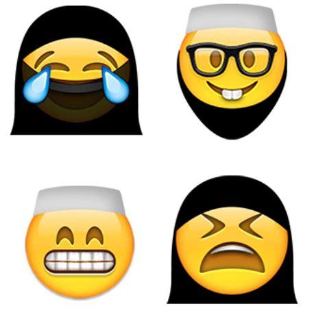 emoji video app muslim emoji in der app tragen smileys kopftuch oder