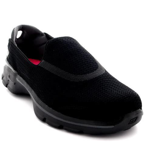 Skechers U by Womens Skechers Go Walk 3 Slip On Running Fitness