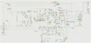 panasonic tc l42s20b lcd tv smps power supply schematic circuit diagram collection schematic