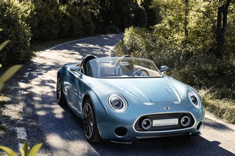 mini sport cars mini sports car based on superleggera concept coming in