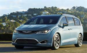 Chrysler Pacifica Awd 2017 Chrysler Pacifica Review Changes New Automotive Trends