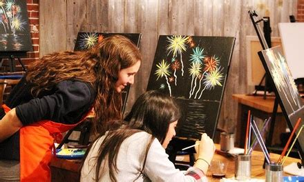 muse paint bar garden city promo code painting experience muse paintbar dup check
