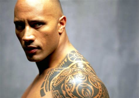 the rock tattoos dwayne johnson about dwayne johnson meaning