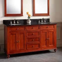 60 Mahogany Vanity 60 Quot Keller Mahogany Vanity For Undermount Sinks