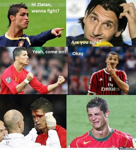 Ronaldo Crying Meme - crybaby ronaldo by bastianoo meme center