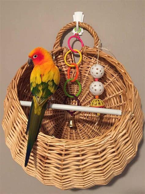 Handmade Bird Toys - 1000 ideas about bird toys on bird