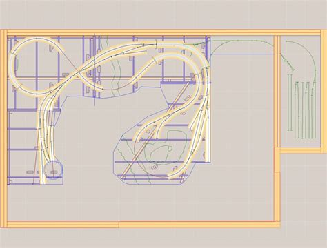 free ho layout plans 35 best images about track plan ideas quot o quot scale on