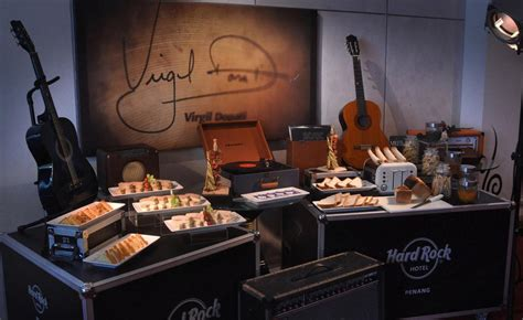 hotel themed breaks meeting and event facilities at hard rock hotel penang