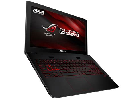 Ram Laptop Gaming buy asus rog gl552jx 15 6 quot i7 gaming laptop deal with 16gb ram at evetech co za