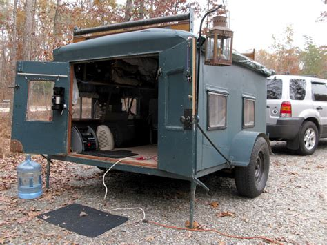 Perth Bathroom Supplies Homemade Diy Camper Trailer Made From Recycled Stuff