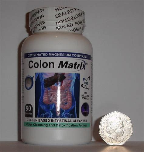Magnesium Citrate For Detox Of Toxins by Colon Pills Oxygen Intestinal Cleanser Bowel Detox Cleanse