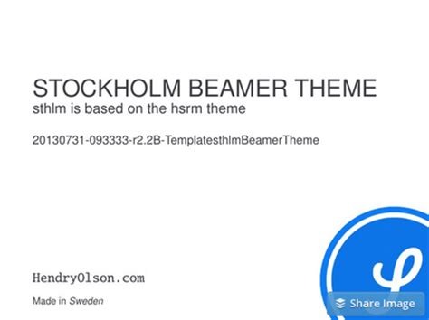 beamer themes templates presentations what are the best beamer themes quora