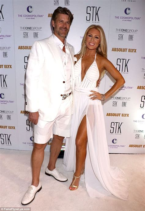 did slade and gretchen get married real housewives of the oc s gretchen rossi clashes with