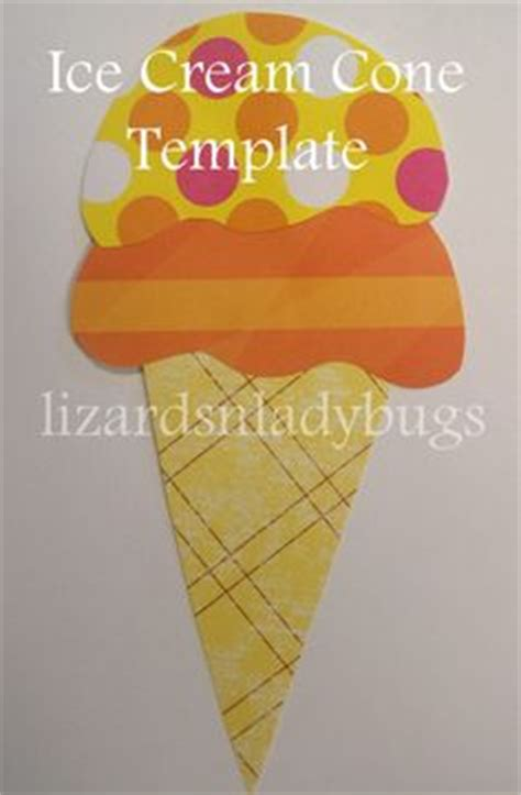 cone card template templates on templates cones and