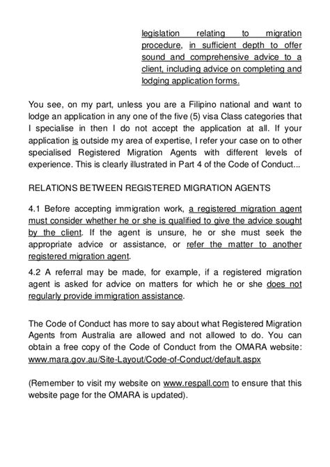 Customer Migration Letter Avoid The Migration Minefield Safely Migrate To Australia From The