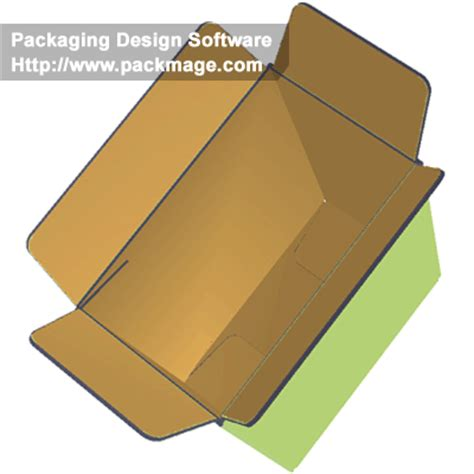 dieline templates corrugated and folding carton box