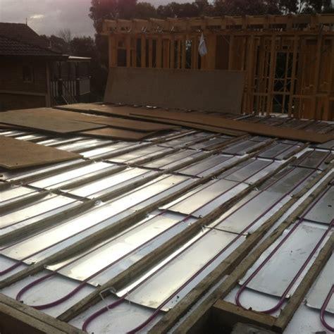 Underfloor Heating Info   Hydronic Heating   H2O Heating