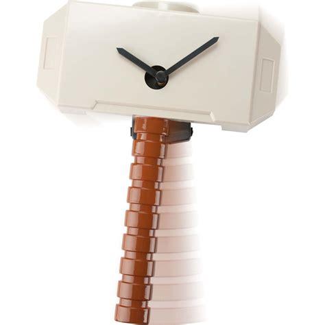 disney wc 4609 thor hammer clock shop your way online