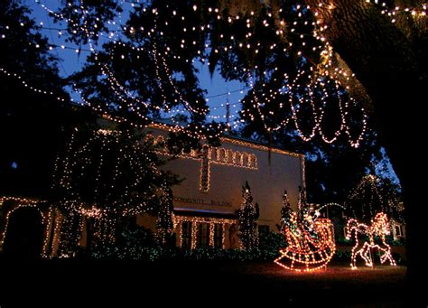 mount dora christmas events