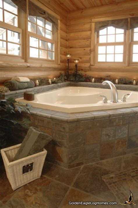 bathrooms in log homes 8 cool bathrooms for a log home 171 country living