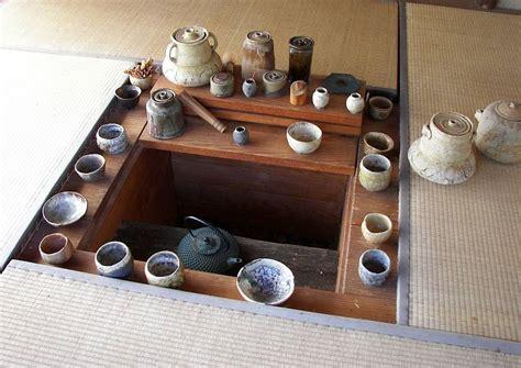 japanische teezeremonie teeschalen