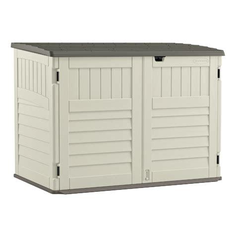 suncast bms4700 kensington 8 horizontal shed 4x6