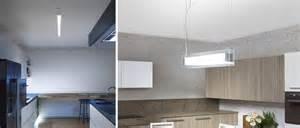 illuminazione per cucine moderne illuminazione cucina progetti in luce