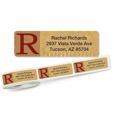 colorful images address labels qwerties rolled return address labels colorful images