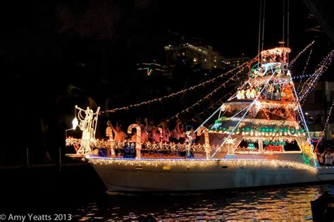 fort lauderdale boat light show fort lauderdale christmas boat parade christmas cards