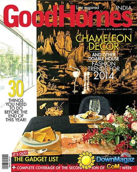 good home design magazines good homes india january 2014 187 download pdf magazines