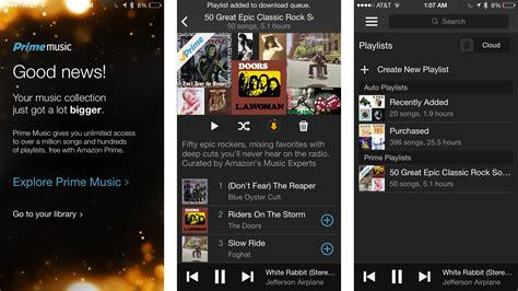 amazon music amazon prime music now has a mobile app too
