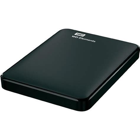 Harddisk External 1tb Western Digital 2 5 quot external drive 1 tb western digital elements black usb 3 0 from conrad