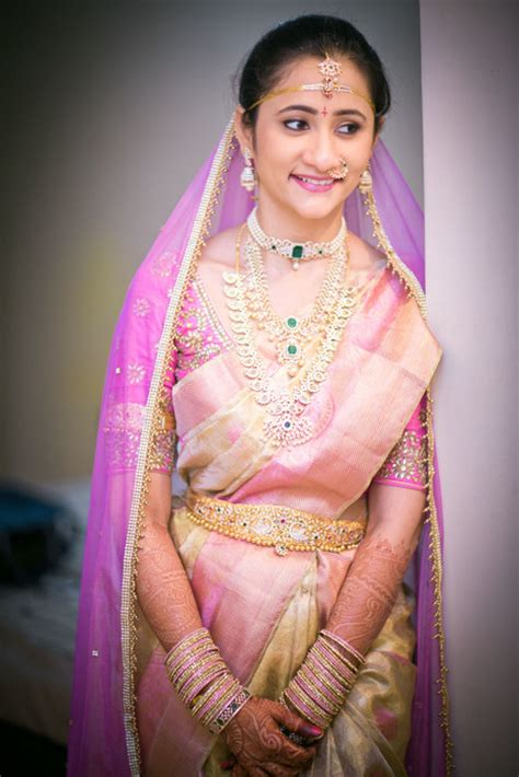 Kumala Syari Ps Pink a stunning glistening wedding in hyderabad wedmegood