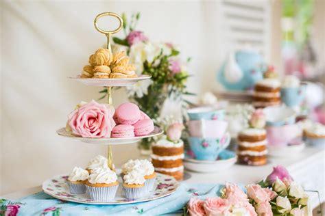 invitation to high tea