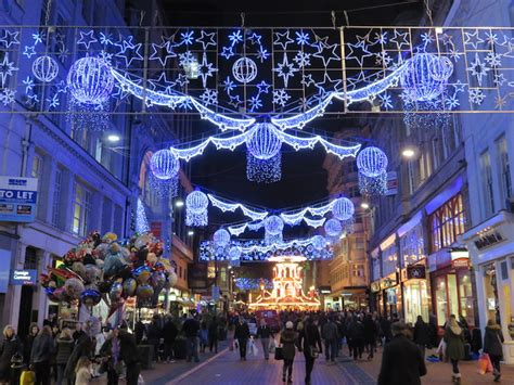 christmas decorations in birmingham graham miln