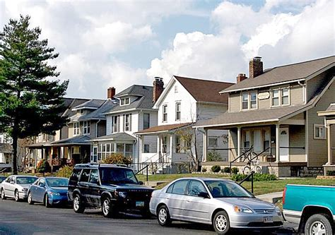ohio state housing commentary housing problems prevail in ohio state s
