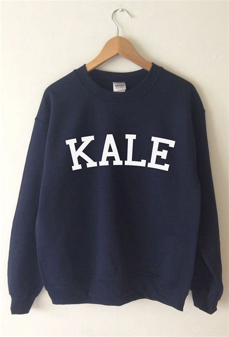 Sweater Kale Beyonce Hitam kale sweatshirts from t me high quality screen print world wide shipping kale sweater womens