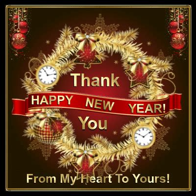 pin  mily  happy  year happy  year animation happy  year message happy