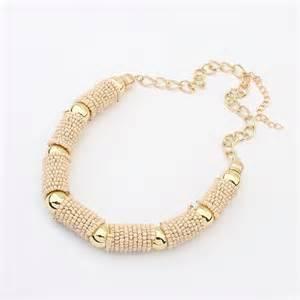 statement beads fashion woman jewelry necklace myfriendshop