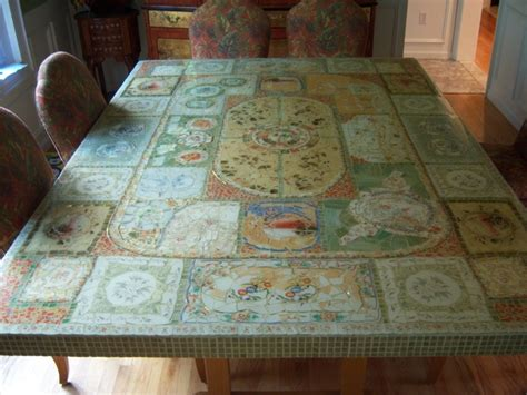 5ft x 7 ft mosaic dining room table 2000 my mosaic