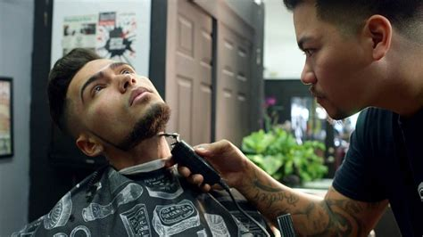 filthy rich filthy rich barbershop gives status cuts with a