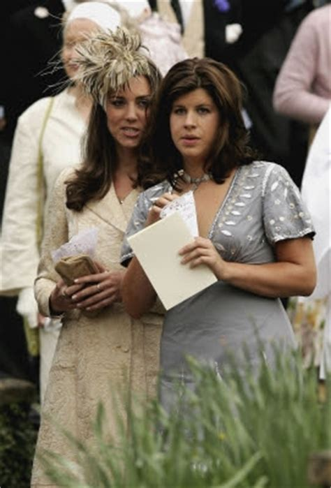 Daily Kate Middleton: Wedding bells (not for Kate) Part 2