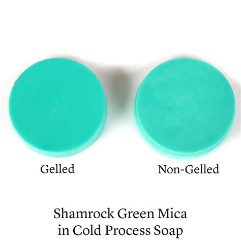 shamrock green shamrock green mica