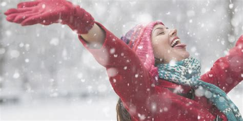 Snow Happy 8 ways snow makes you a happier person huffpost