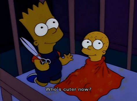 imagenes de i love you brother bart simpson gifs tumblr