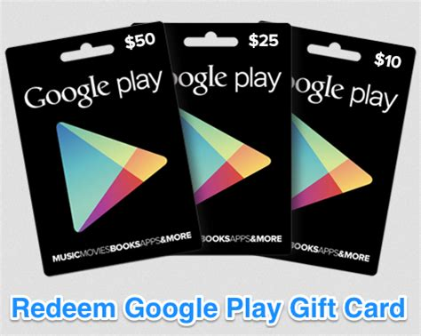 Redeem Gift Card Google Play - how to redeem google play gift card