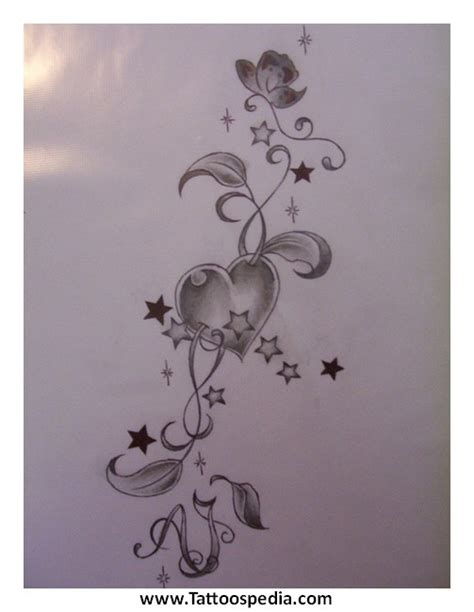 interlocking hearts tattoo designs 4 interlocking tattoos pictures to pin on